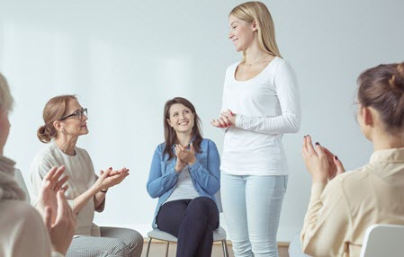 Divorce Support Group for Women